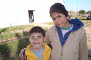 2010: Selene and Ulises
