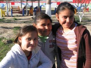 2010: Sonia, Lupe (Maria), Patricia