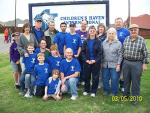2010 Kansas team